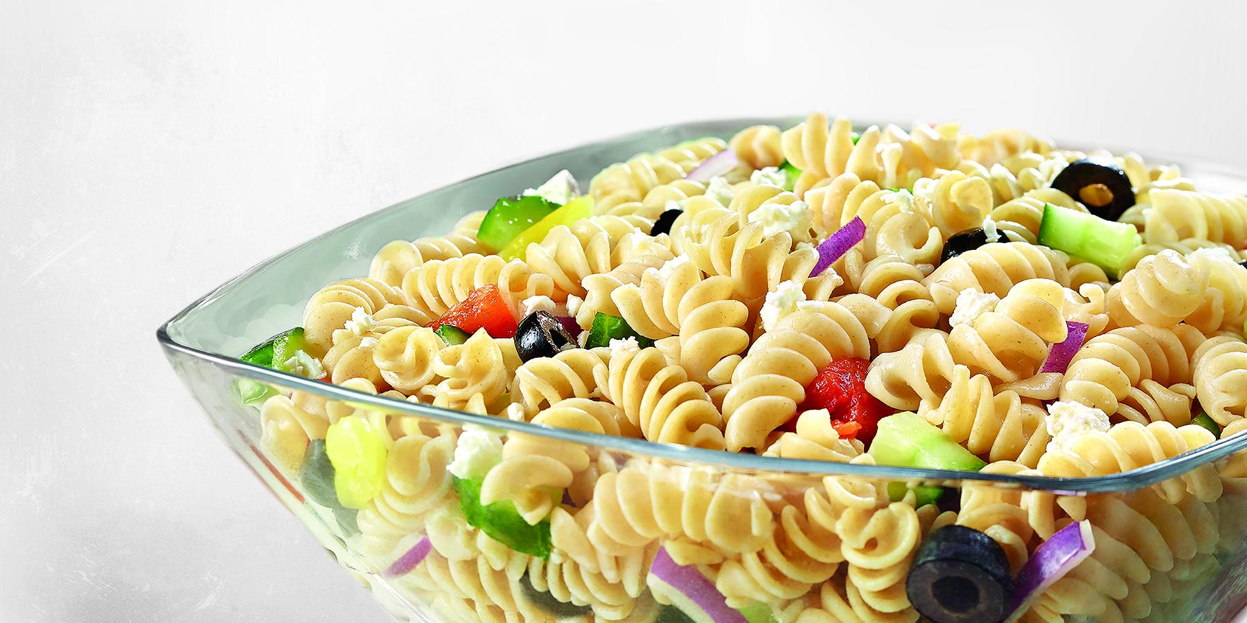 Golden Grain Greek Pasta Salad with Rotini